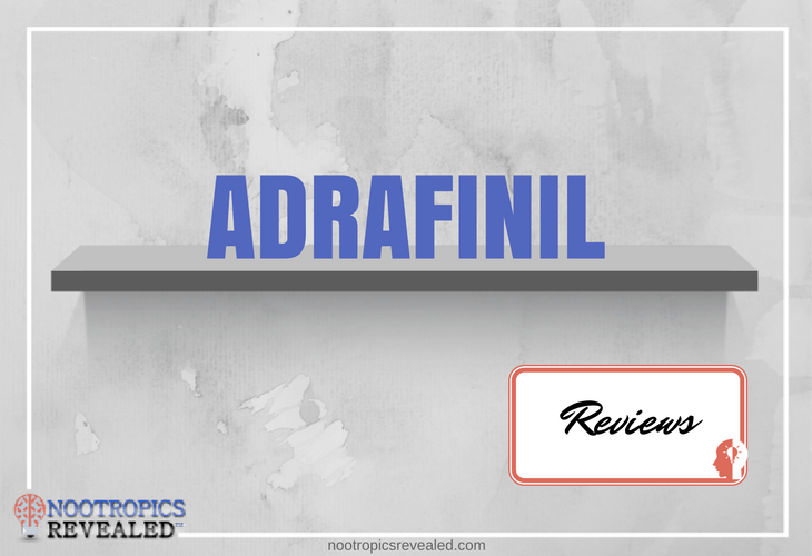 Adrafinil Reviews