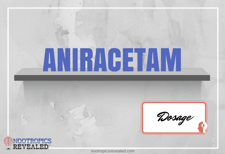 Aniracetam Dosage