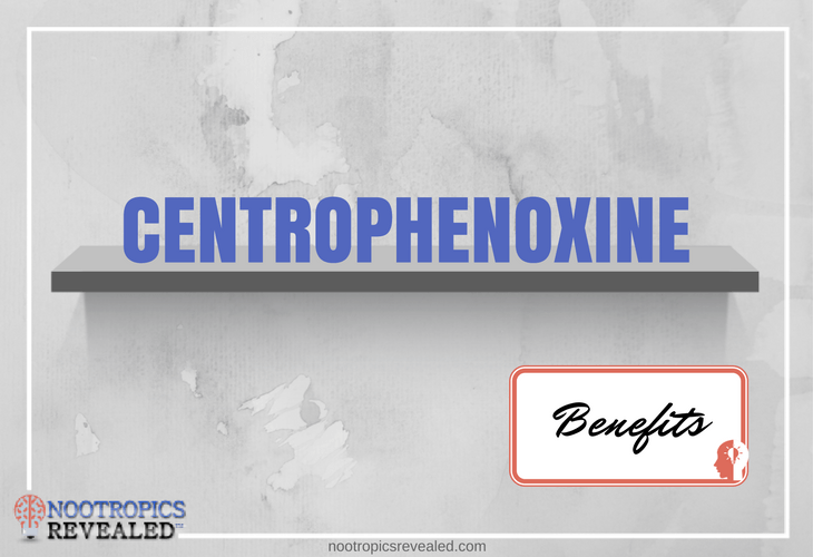 Centrophenoxine Benefits