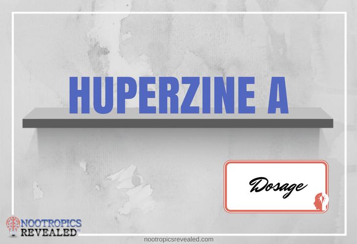 Huperzine A Dosage