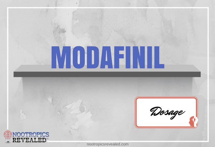 Modafinil Dosage