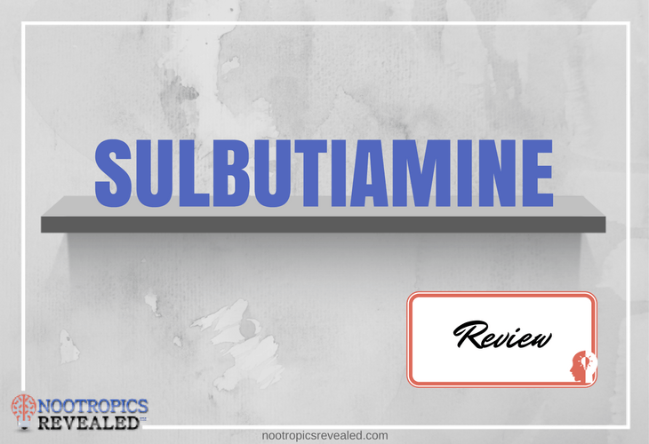 Sulbutiamine Review