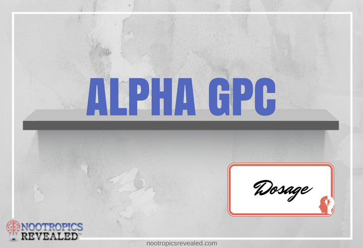 Alpha GPC Dosage