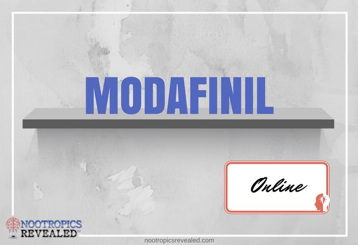 Modafinil Online
