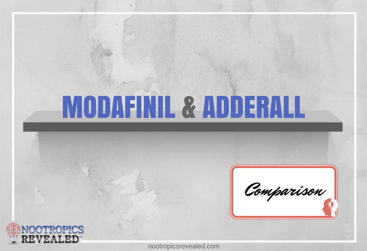 Modafinil vs Adderall