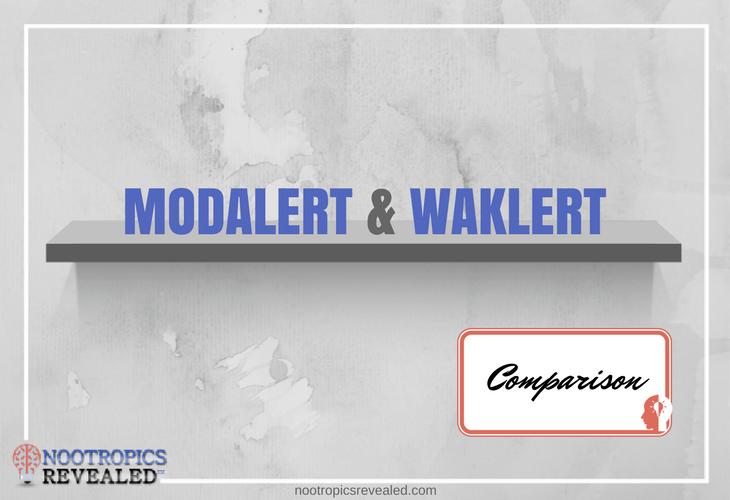 Modalert vs Waklert