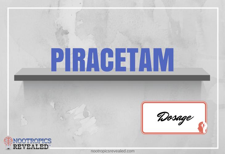 Piracetam Dosage